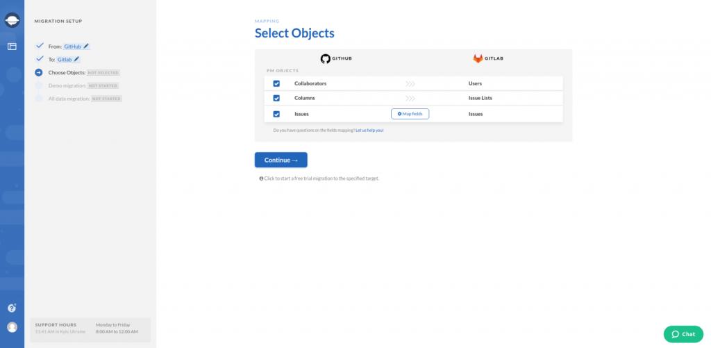 GitHub Select Object